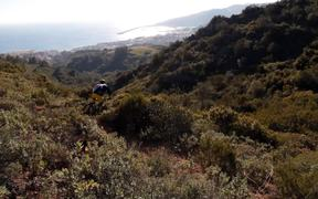 Watch free video Patrolling Sesimbra's Seaside Trails