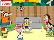 Japanese Badminton game