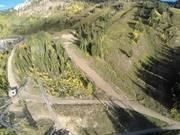 Watch free video Amazing Aerial View Of Snowbird