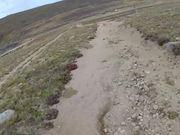 Watch free video Mountain Biking Rollins Pass