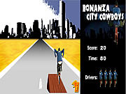 Bonanza City Cowboys لعبة