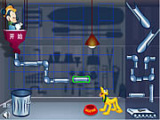Mickey Mouse - Tool Shed game