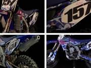 Mira dibujos animados gratis Yamaha Bike Shoot 2012