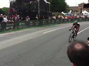 Watch free video Philadelphia Bike Race 2011