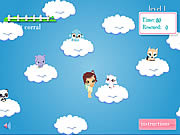 Lil Bratz Angel Baby game