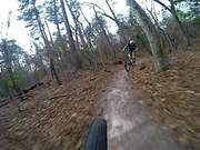 Watch free video The Knot Mountain Bike Race Trail Preview Song