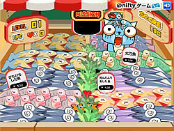 Fishcat game