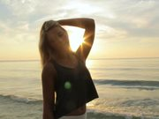Watch free video Photoshoot On The Shore
