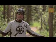 Watch free video Hinton Mountain Bike Park