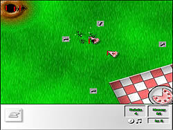 Antbuster game