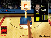 Obama Shootout game