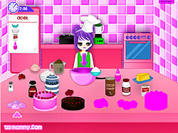Cooking Mommy game