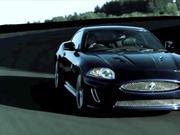 Watch free video Jaguar XKR Black Pack Launch