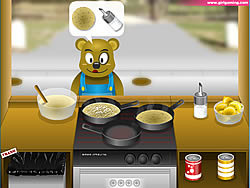 Hungry Bears game