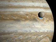 Watch free video Illustrated fly-by of Europa's plumes