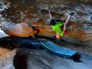 Watch free video Winter 2011 Bouldering in Hueco and Bishop