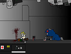 Alien Carnage game