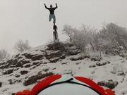 Watch free video FUI Base crew - high ultimate winter fun
