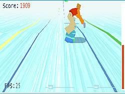 Titoonic Snowboard game