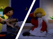 Watch free video Sunny's Dark Night