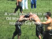 Watch free video Oil Wrestling And Gay Istanbul