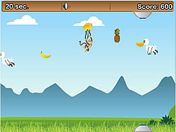 Flying Monkey game