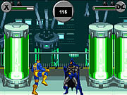 X-Men vs. Justice League game