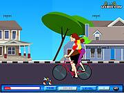 Cycling Kiss
