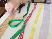 Watch free video Parade Craft How-To: Ribbon Dancer!