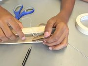 Watch free video How to Make a Flip Toy: String the Shape