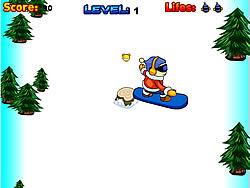 Super Snowboard X game