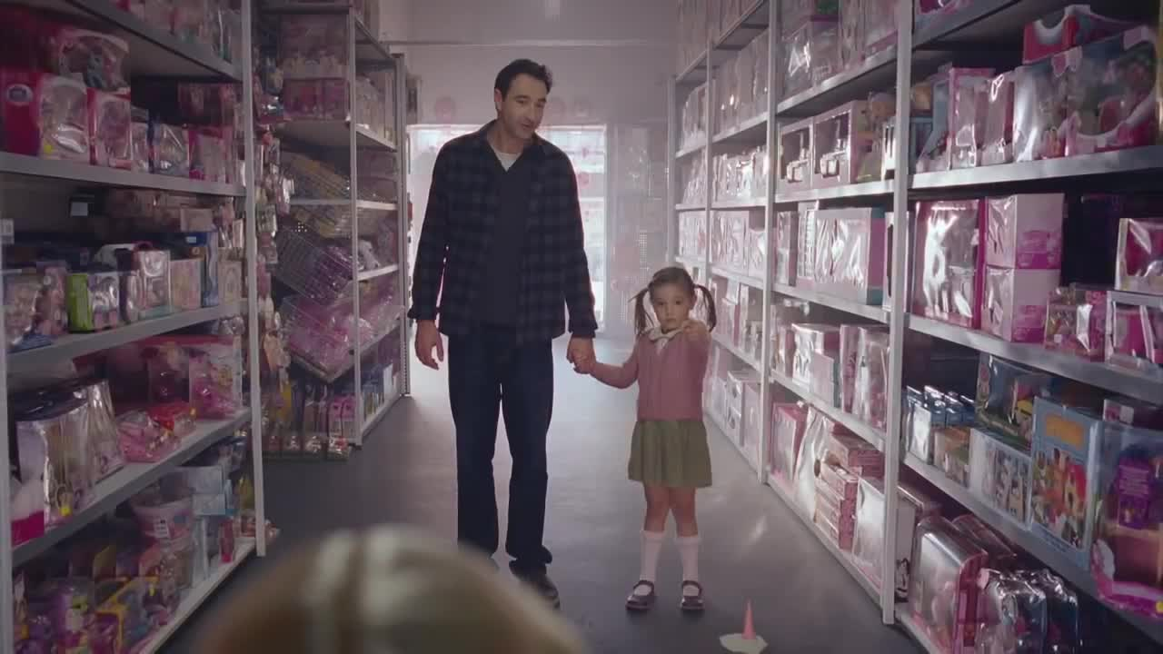 Watch free video Barclays Commercial: Unconditional Love