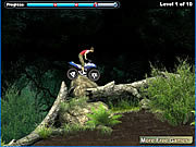 Jungle ATV game