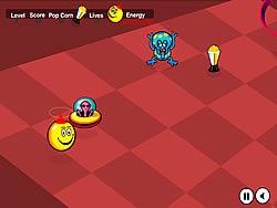 Happy Spaceball game