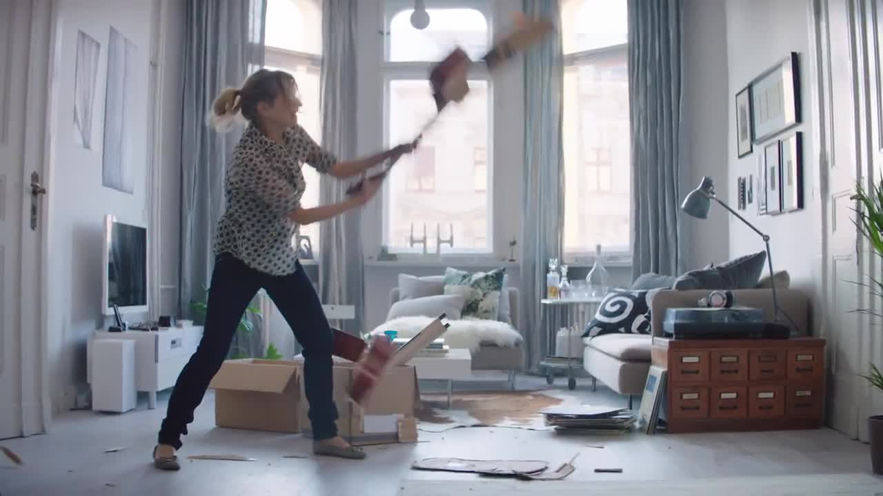 Mira dibujos animados gratis Ikea Commercial: New Beginning