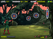Green Arrow - Last Man Standing game