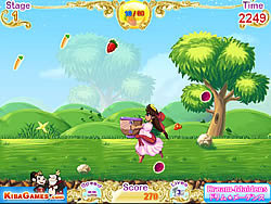 Princess and The Magical Fruit game