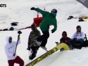 Watch free video Camp of Champions - Snowboarding