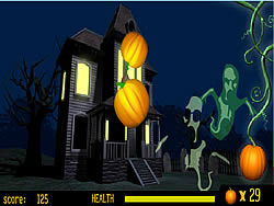 Juega al juego gratis The Haunted House