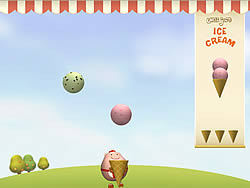 Ice Cream Pig game