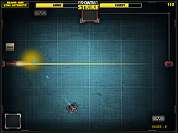 Frontal Strike game