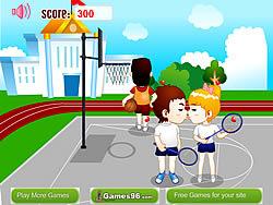 Playground Kiss game