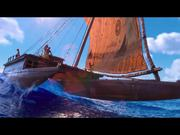 Watch free video Moana Official Trailer