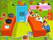 Juega al juego gratis Halloween Feast