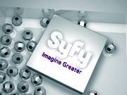 Watch free video Syfy Logo Resolve