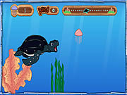 Juega al juego gratis Tuga the Sea Turtle