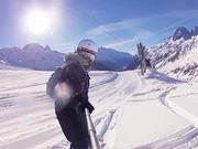 Watch free video Chamonix Snowboarding Trip