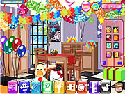Juega al juego gratis Suprise Party Decor