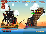 Yo-Ho-Ho Cannon game