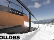 Watch free video The Park - Oakley Wall Ride Closeout- Snowboard